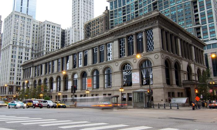 Chicago Cultural Center Exterior