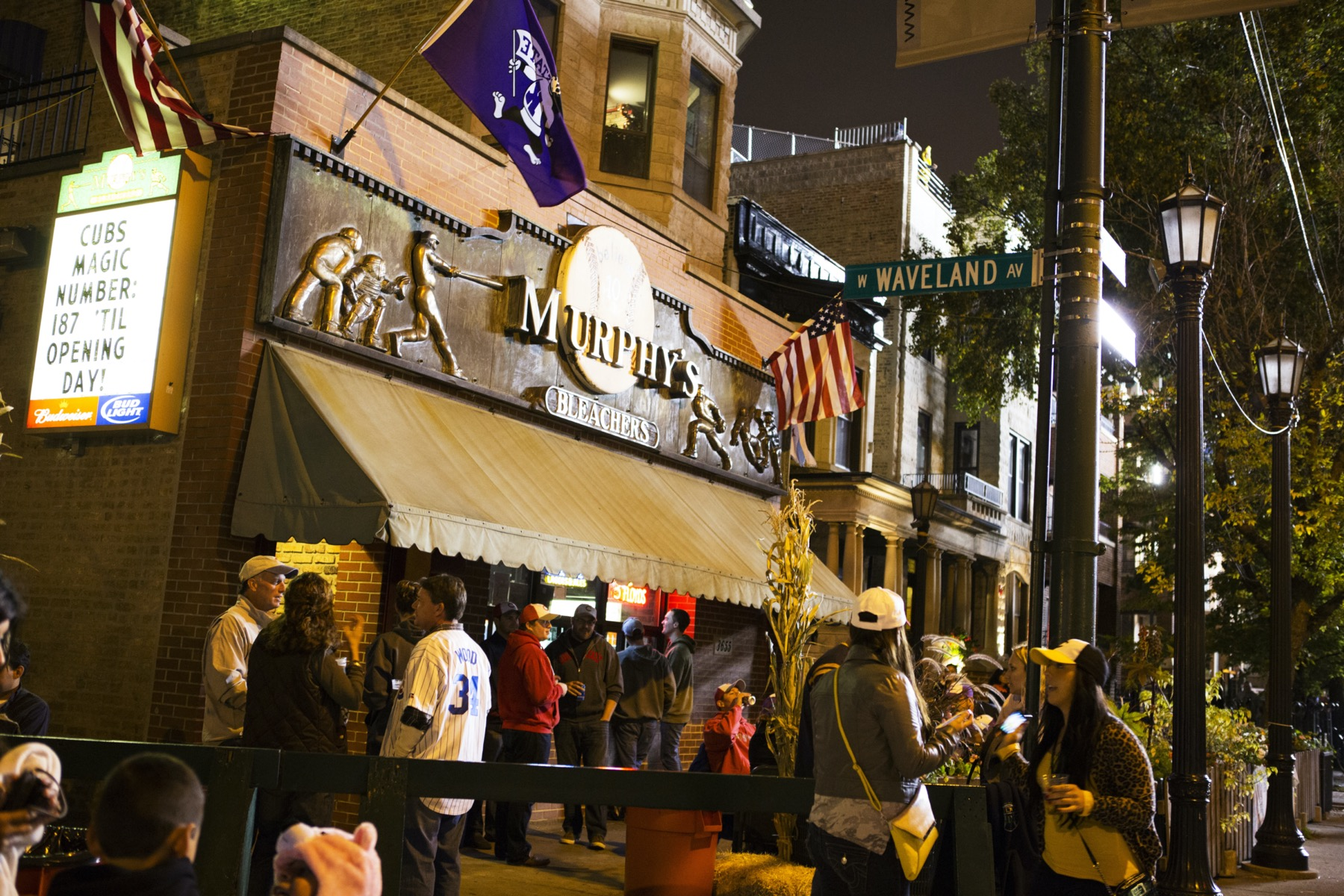 Chicago game day sports bars