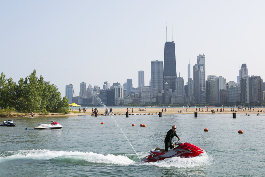 It's not too late for a summer staycation in Chicago