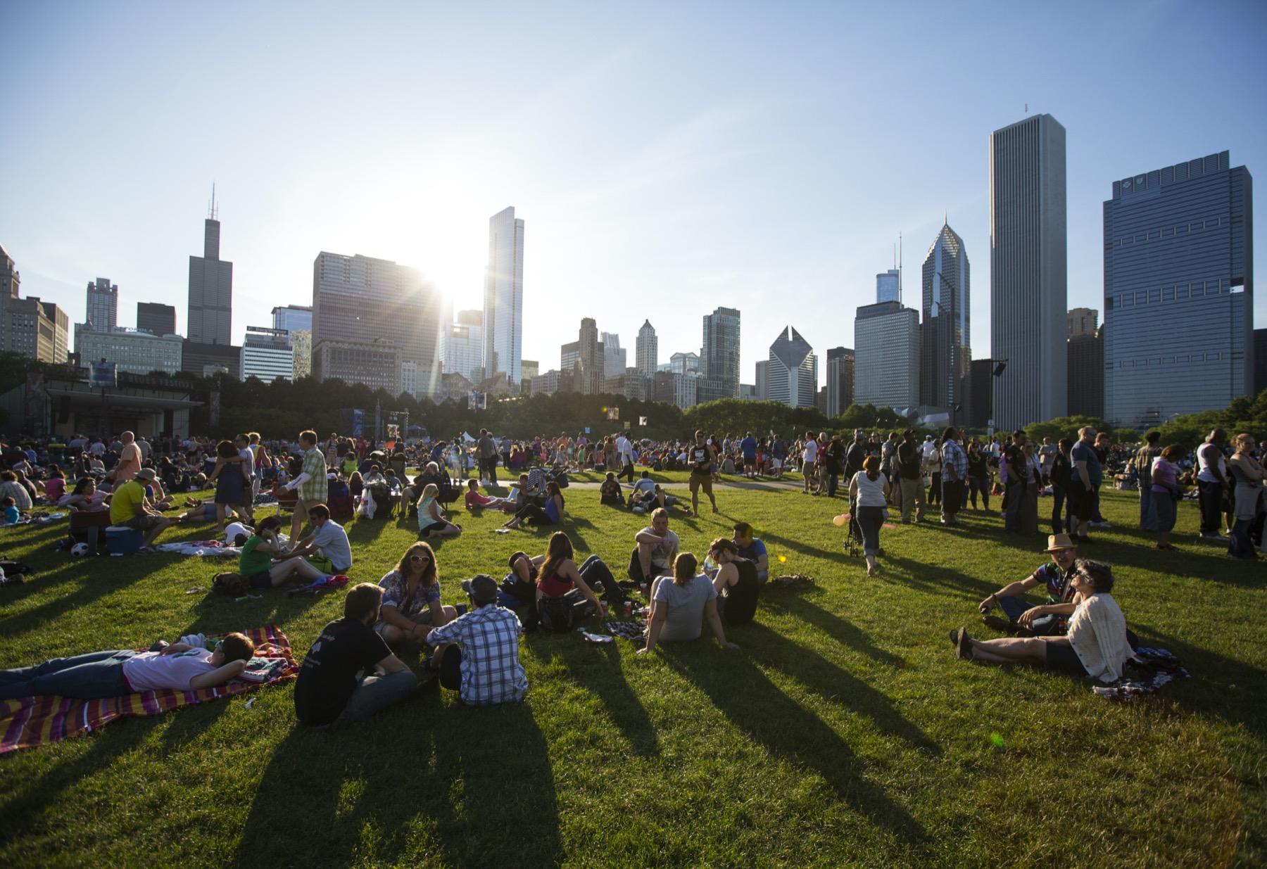 Blues Fest Chicago