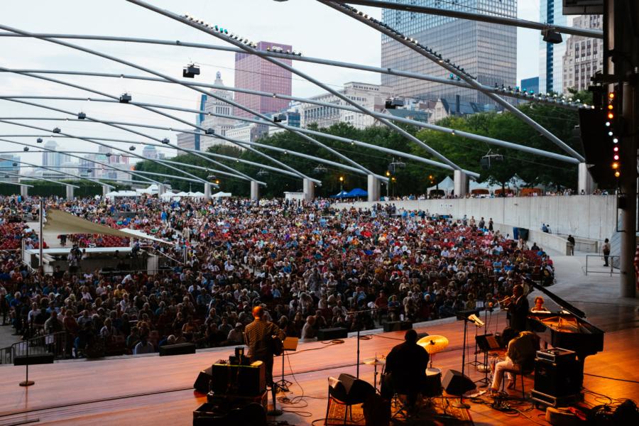 Chicago Jazz Fest Band