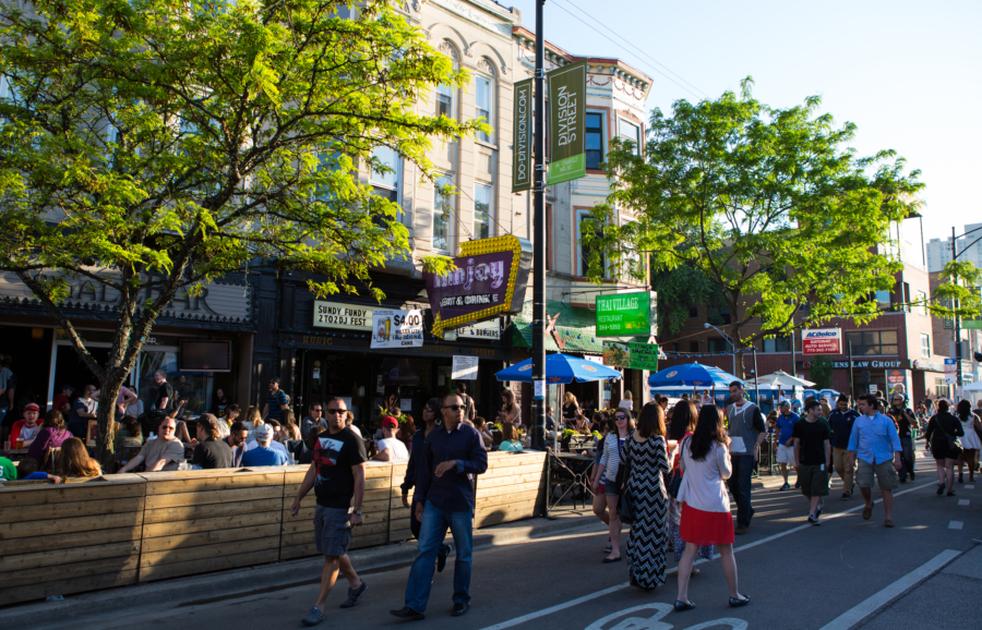 Do Division Street Fest & Sidewalk Sale