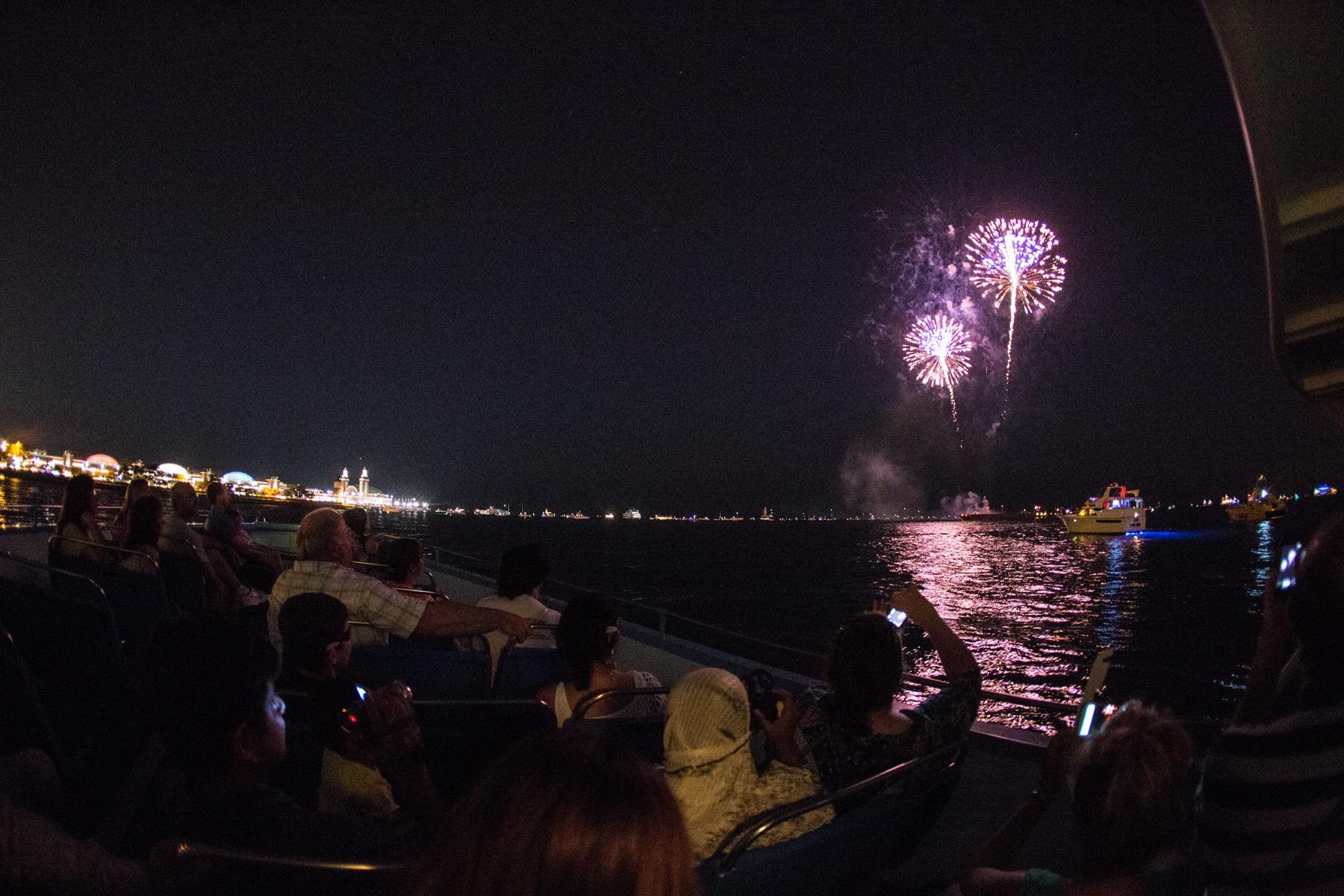 Mercury Firework Cruise