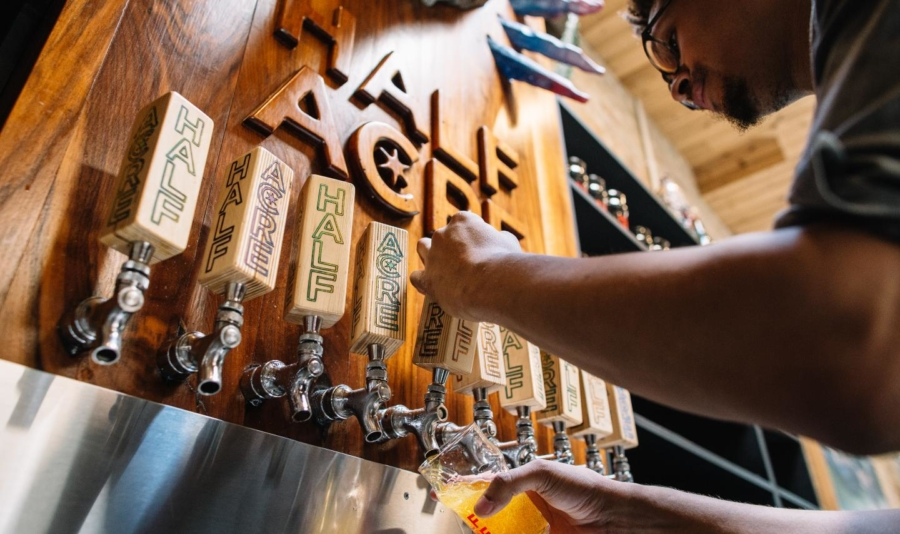 Chicago craft brewery itineraries: Ravenswood Corridor