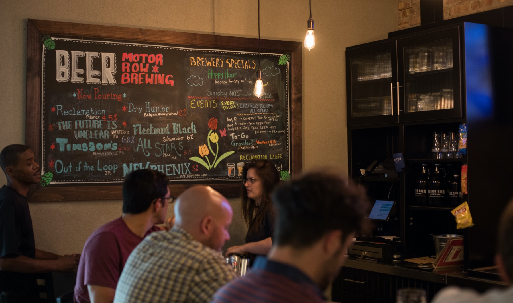 Chicago breweries with incredible taprooms