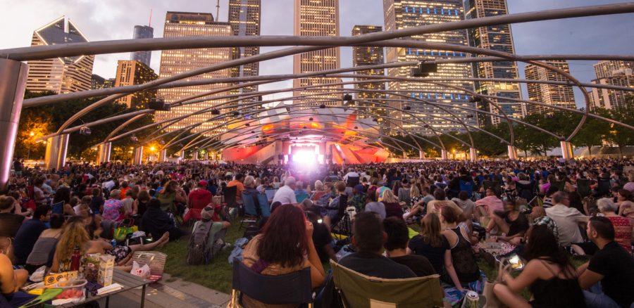 Millennium Park Summer Film Series | Free Things to Do in