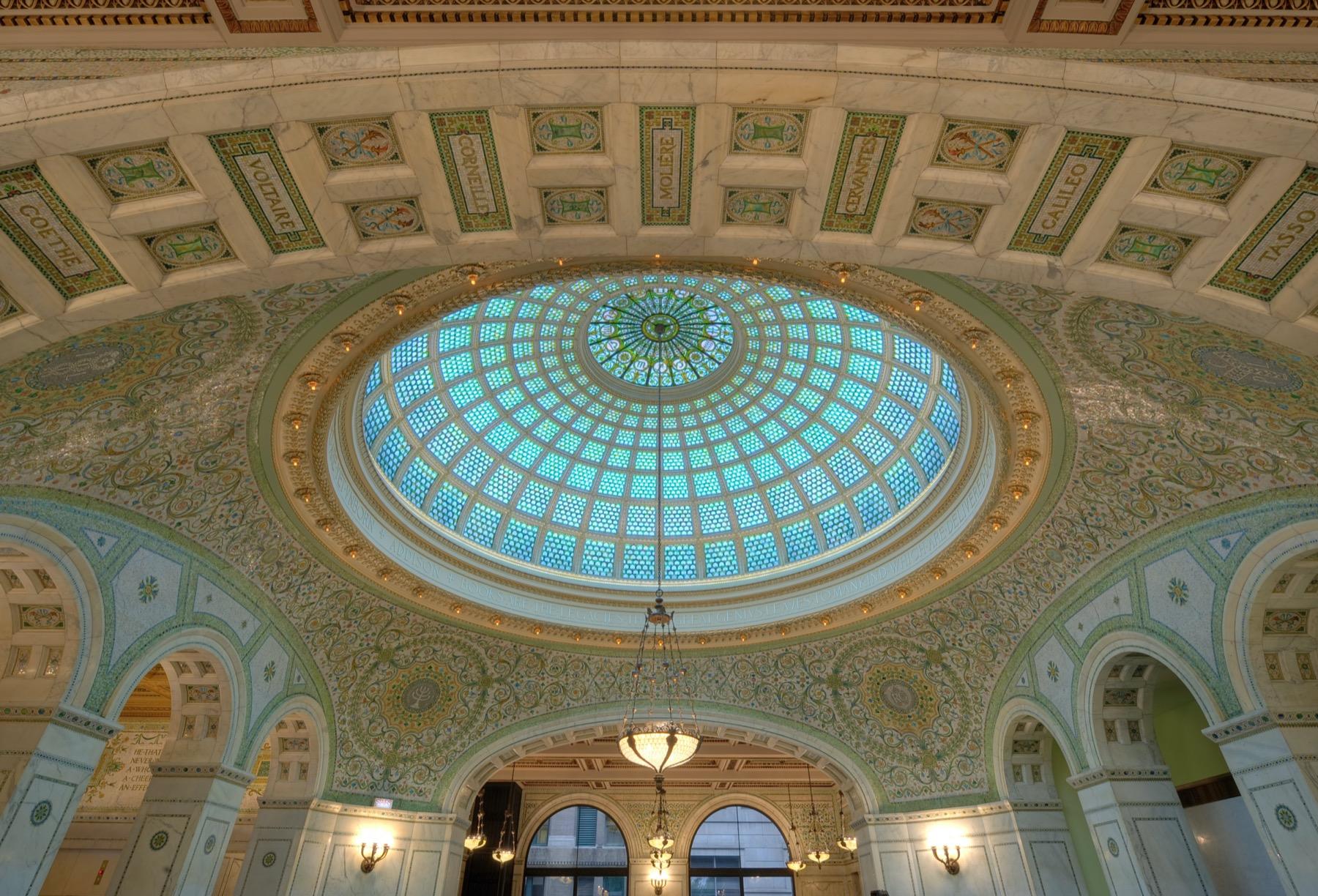 CC Cultural Center Dome