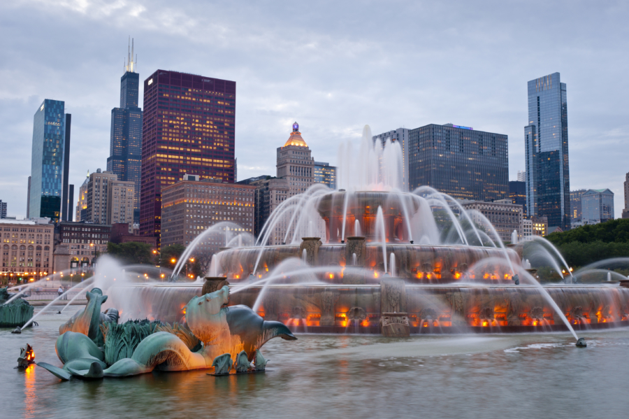 Celebrate the Illinois Bicentennial with these Chicago landmarks