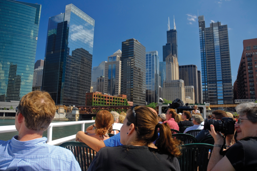 Architect Boat Tour