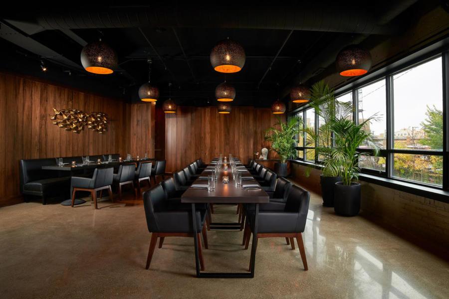 The Dining Room at Moody Tongue