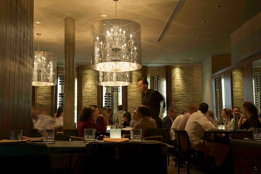 Sepia Turner Dining Room
