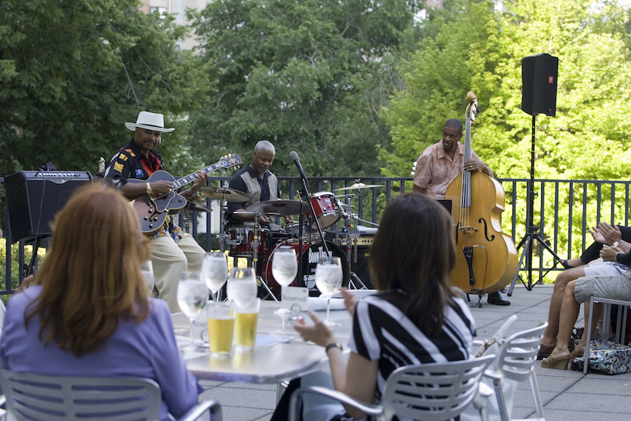 Tuesdays on the Terrace at MCA