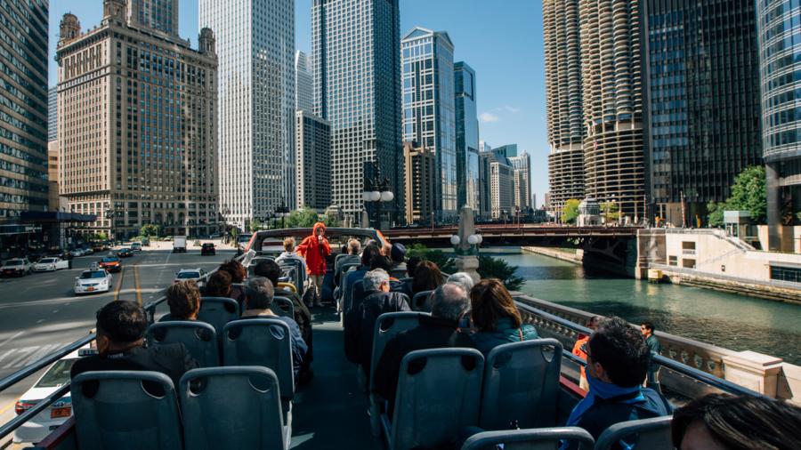 Bus Tour of Chicago