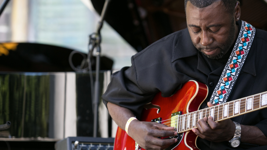 See legendary musicians at the Chicago Blues Fest