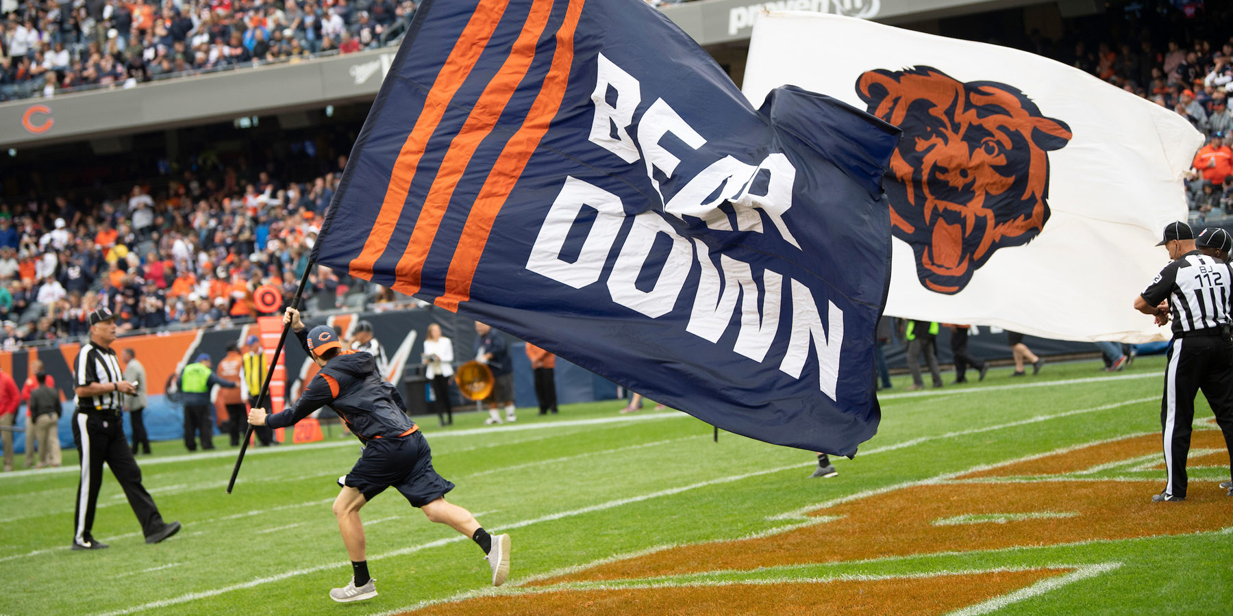 Chicago Bears Bear Down