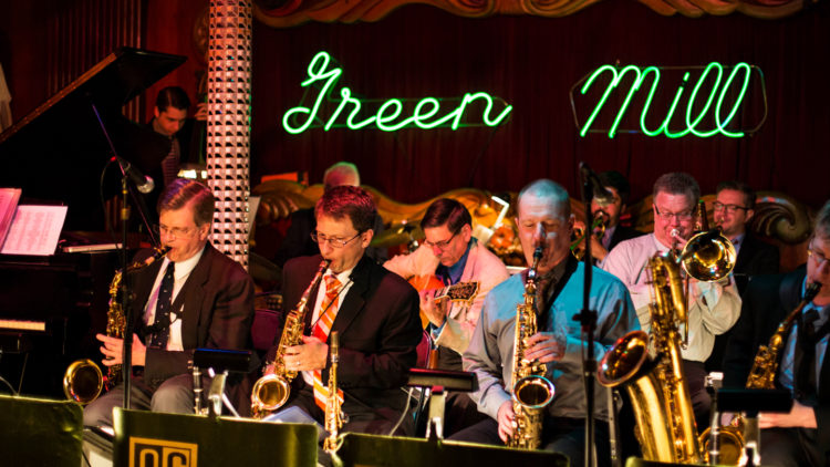 Jazz at the Green Mill