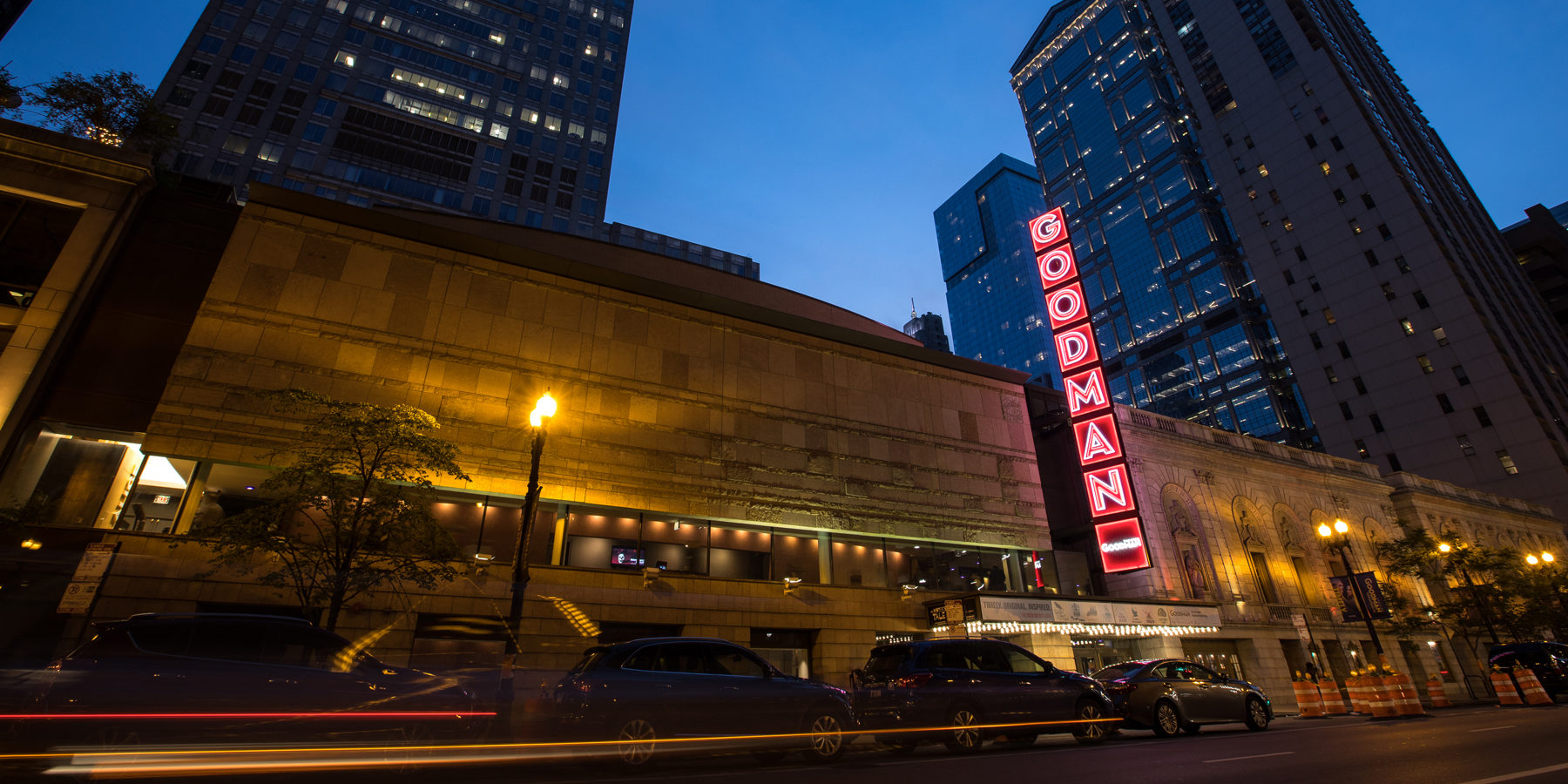 Chicago's award-winning theatre companies