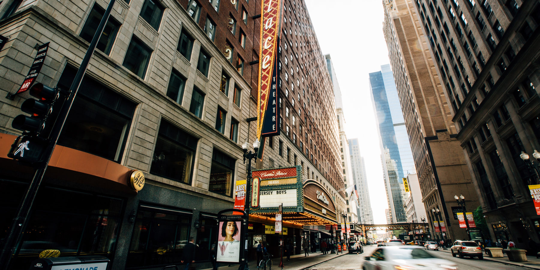 Theatres in Chicago
