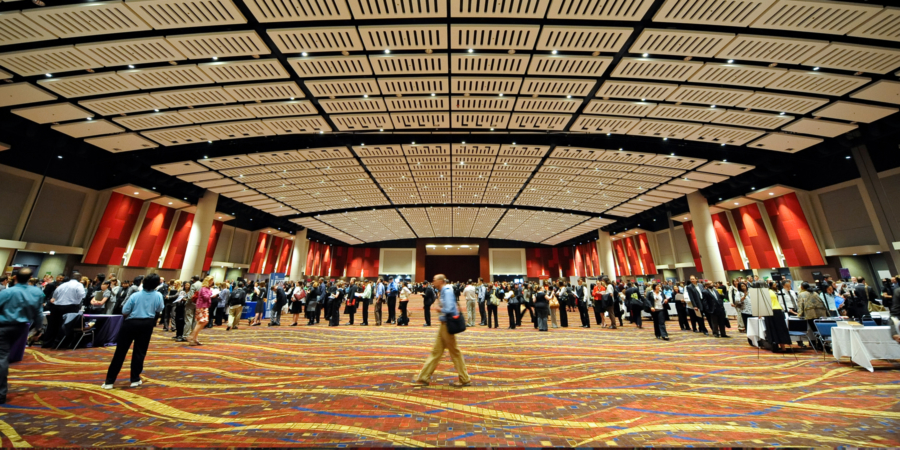 Convention in Chicago