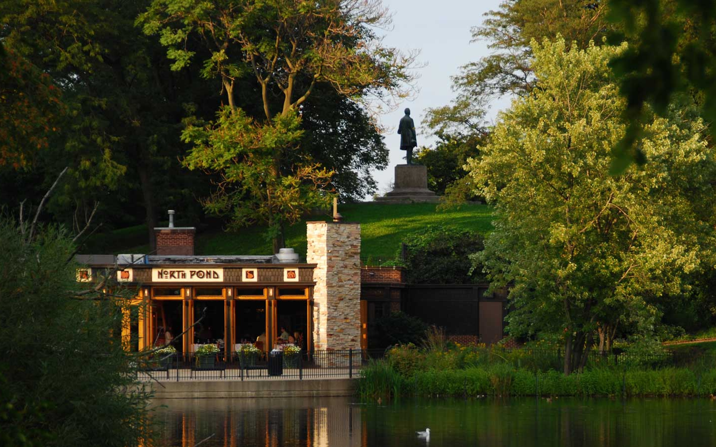 North Pond Restaurant