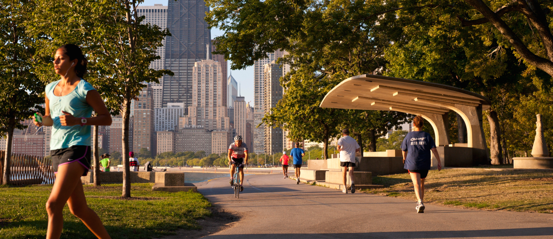 Discover outdoor adventure in Chicago