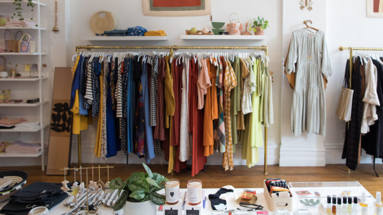 Boutique shopping in Chicago neighborhoods
