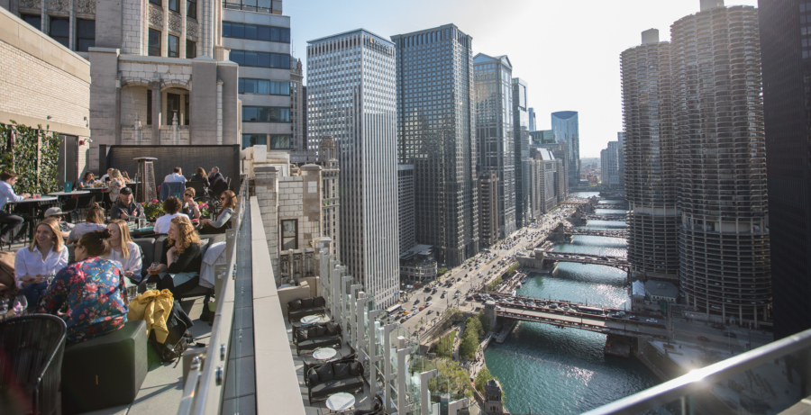 6 Chicago rooftop event spaces