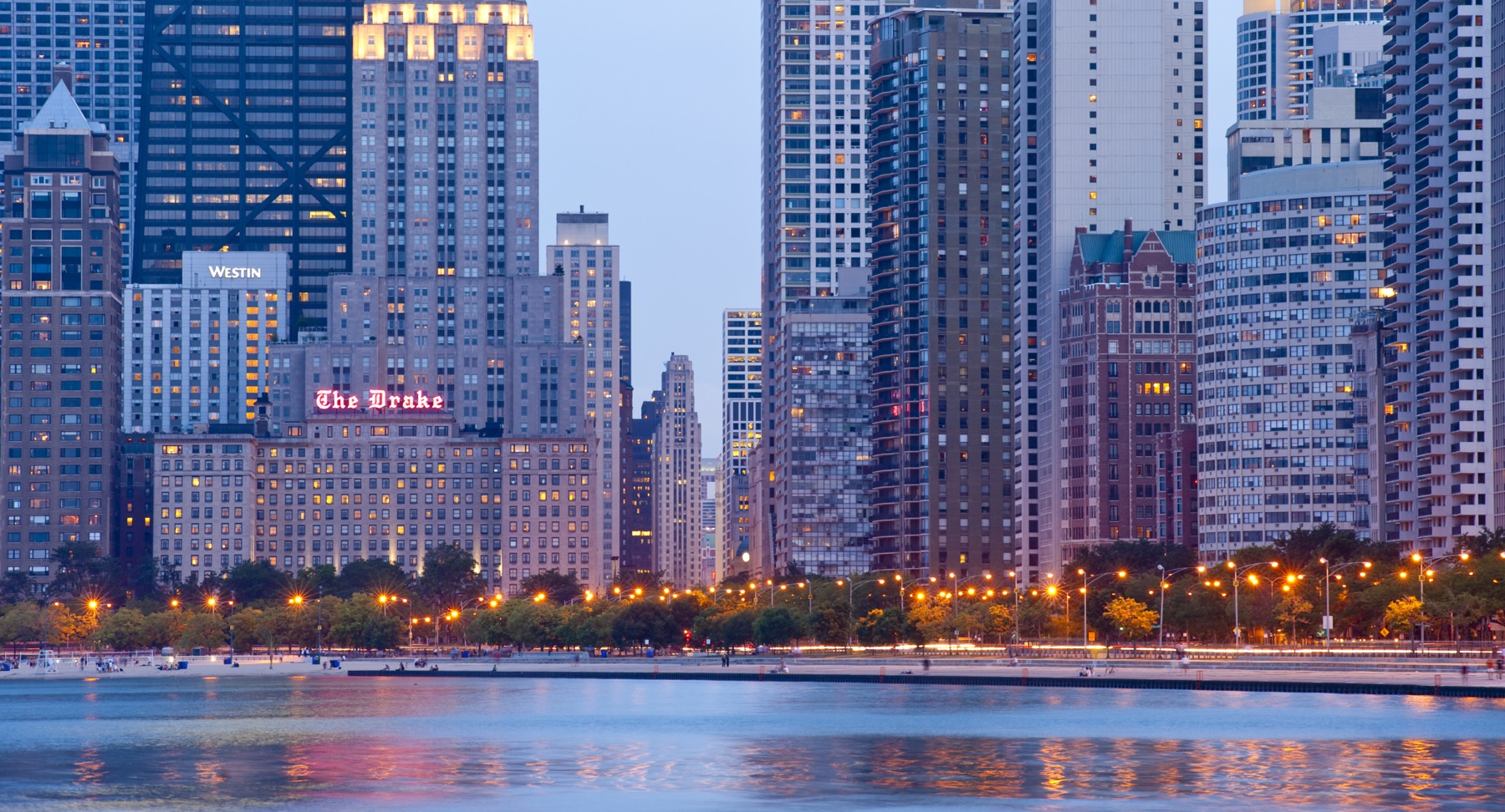 Chicago hotels in the Loop