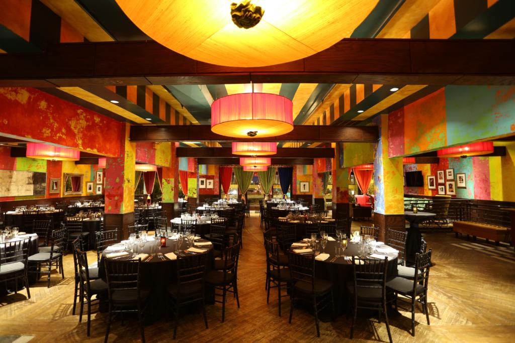 Carnivale Samba Room