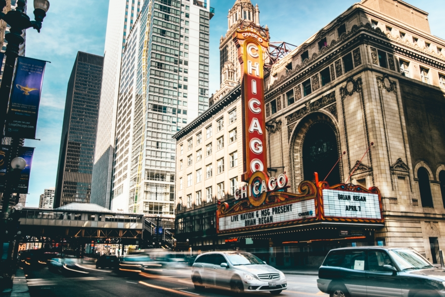 Chicago theatres for groups