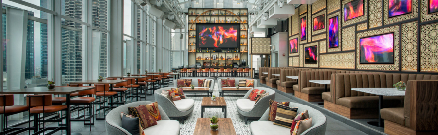 Chicago event spaces with a view