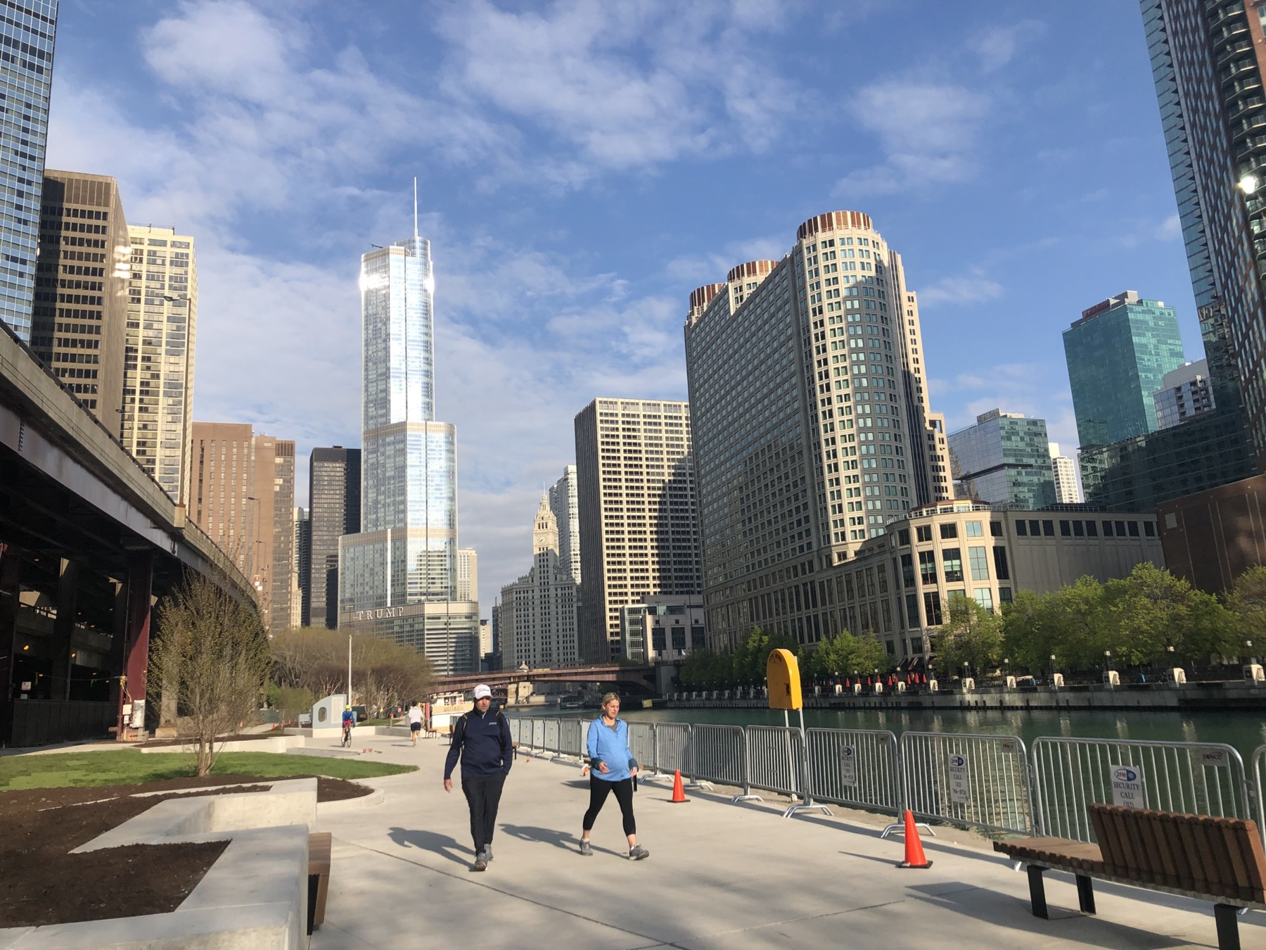 What's new on the Chicago Riverwalk