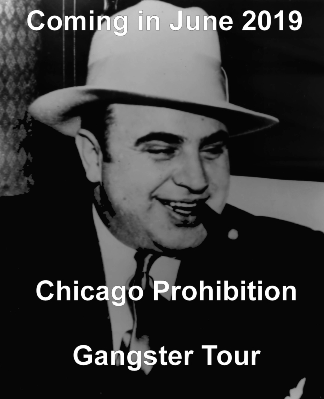 Chicago Prohibition Gangster Tour