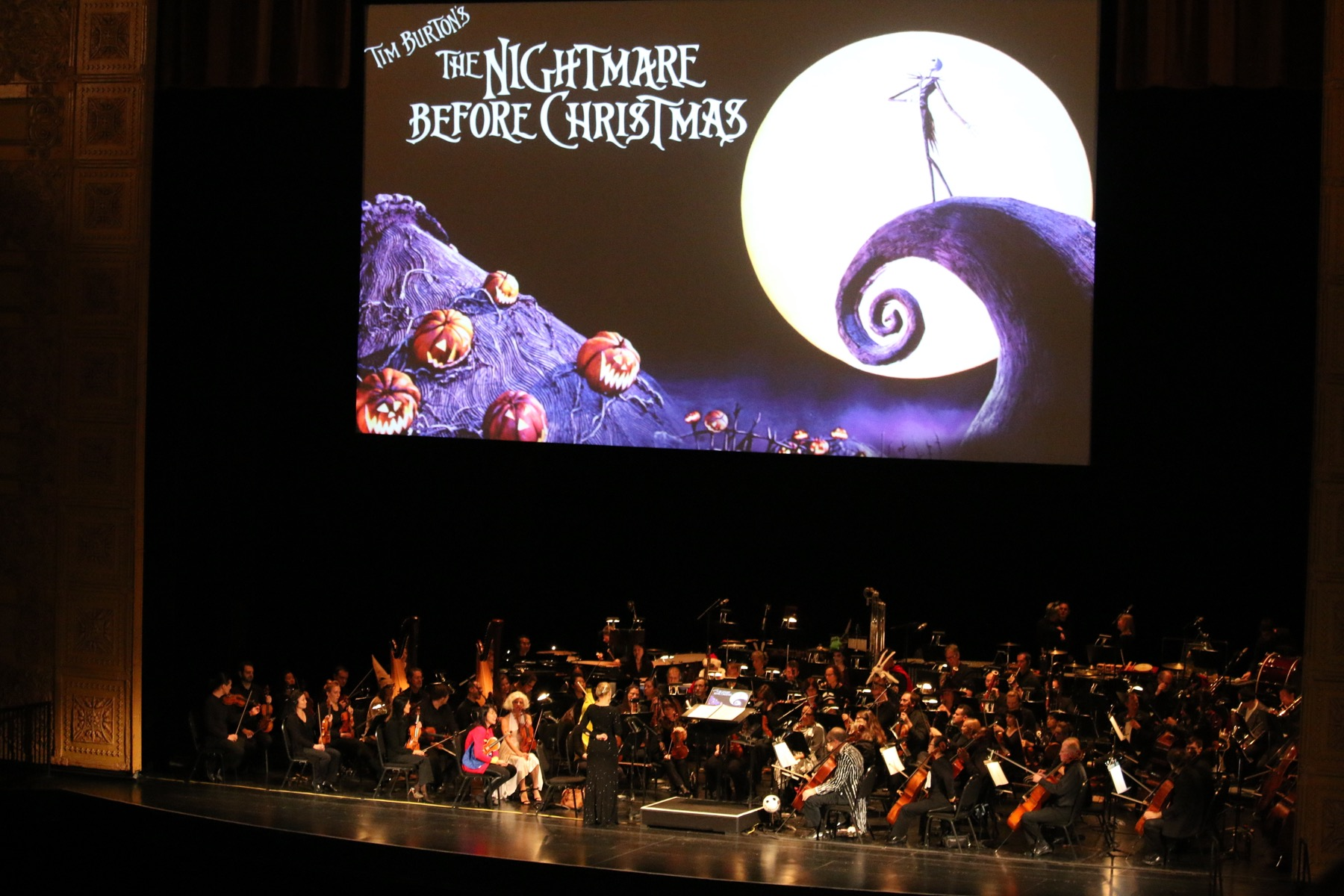 Disney in Concert: Tim Burton's The Nightmare Before Christmas in Chicago