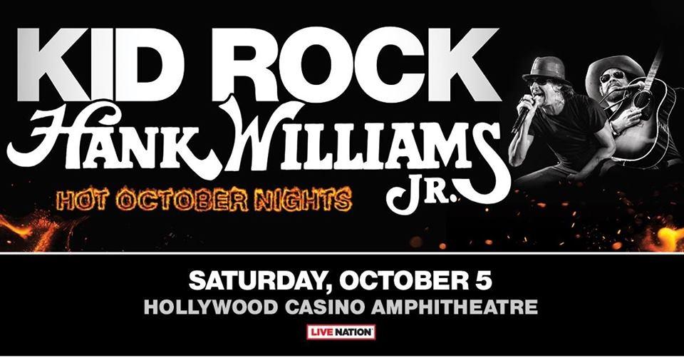Kid Rock: Hot October Nights