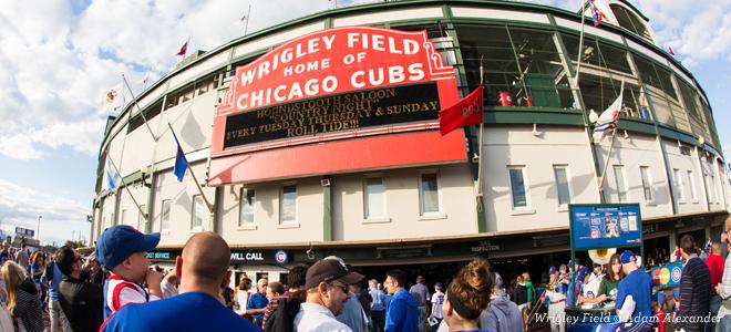 Chicago Cubs v. Cincinnati Reds