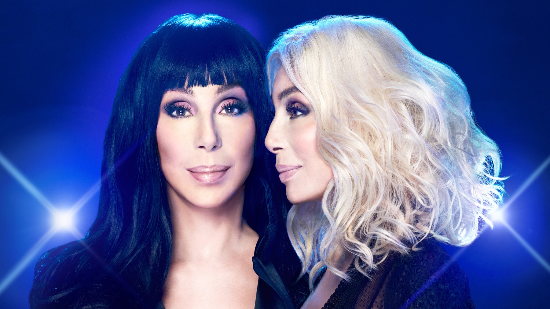Cher: Here We Go Again Tour Chicago promo