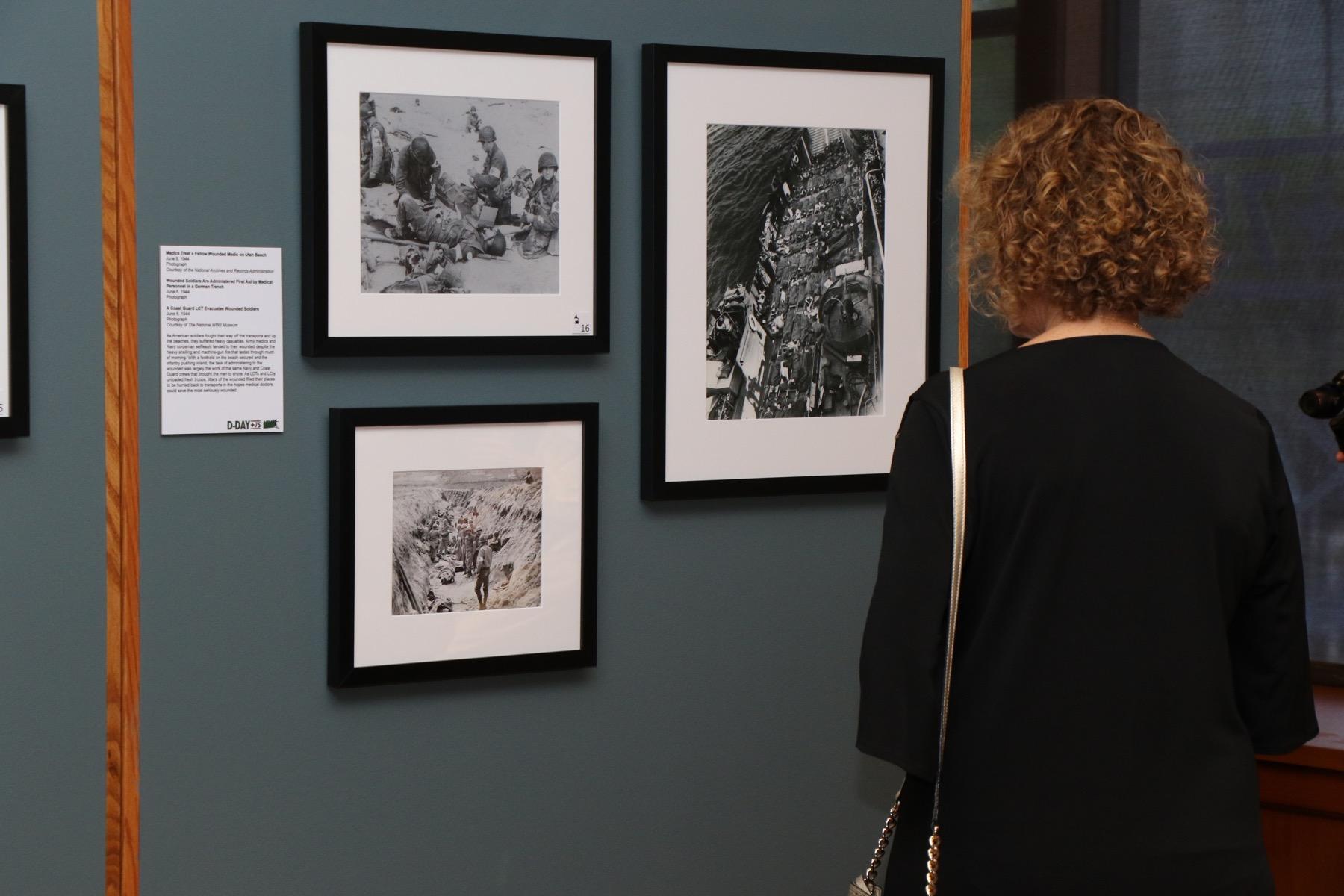 D-Day +75 Exhibit