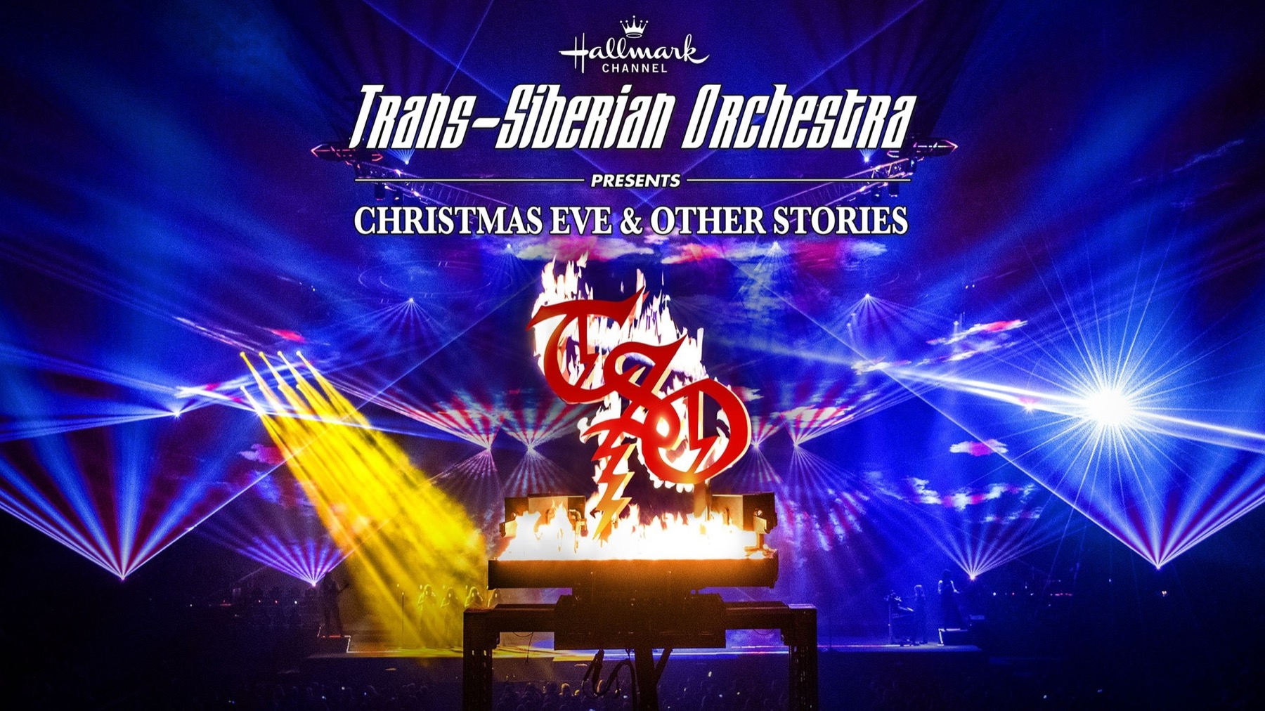 Christmas Graphics 2019.Trans Siberian Orchestra Christmas Eve Other Stories 12