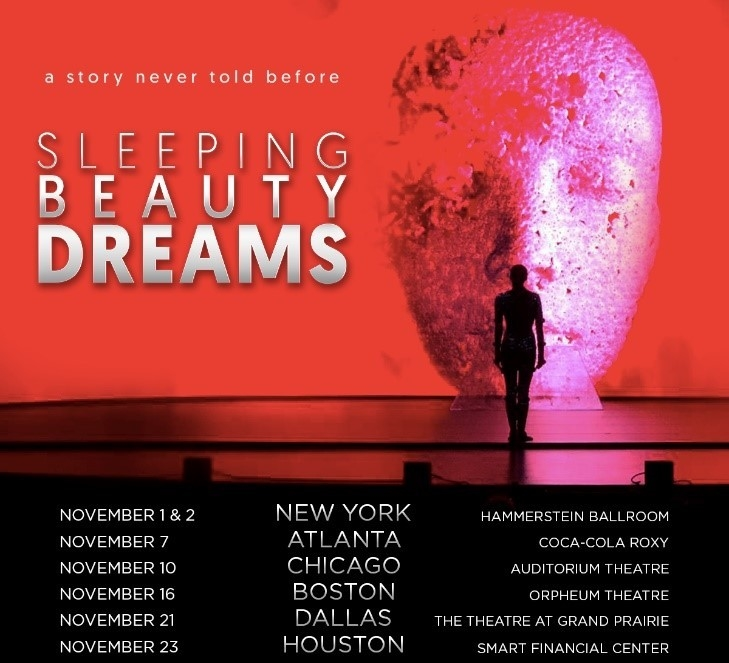 Sleeping Beauty Dreams ballet performance promo for Chicago
