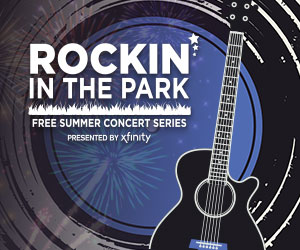 """Rockin' in the Park"" 2019 Free Summer Concert Series"