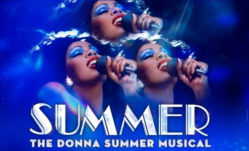 SUMMER: The Donna Summer Musical promo for Chicago