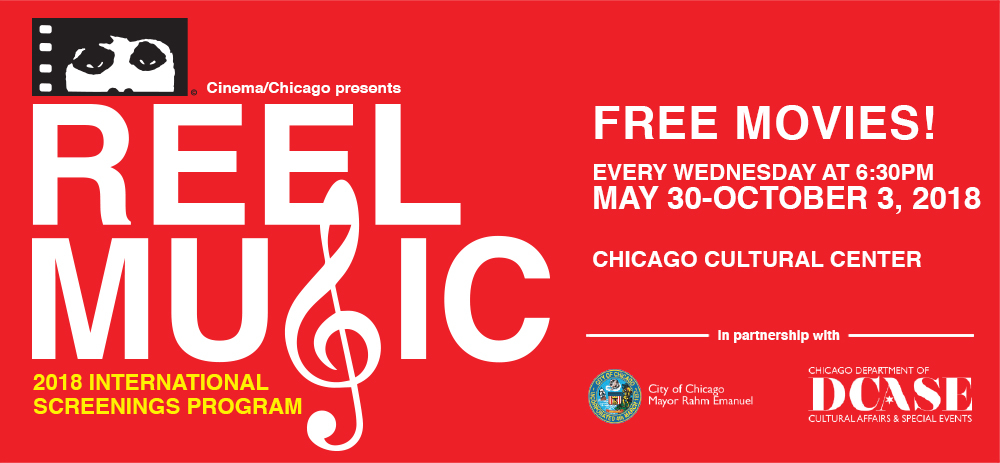 International Screenings Program: REEL MUSIC