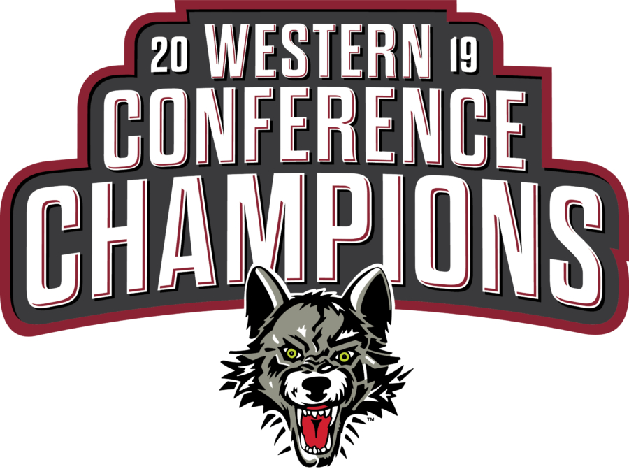 Chicago Wolves 2019 Western Conference Champions