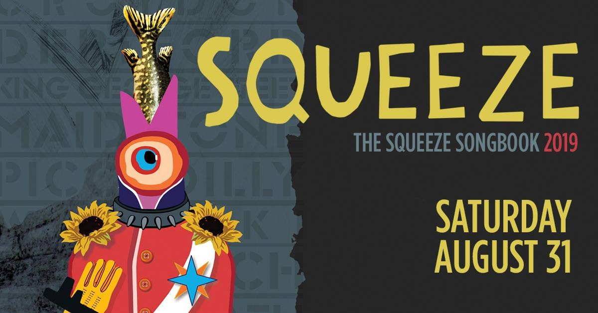 Squeeze at Chicago Theatre