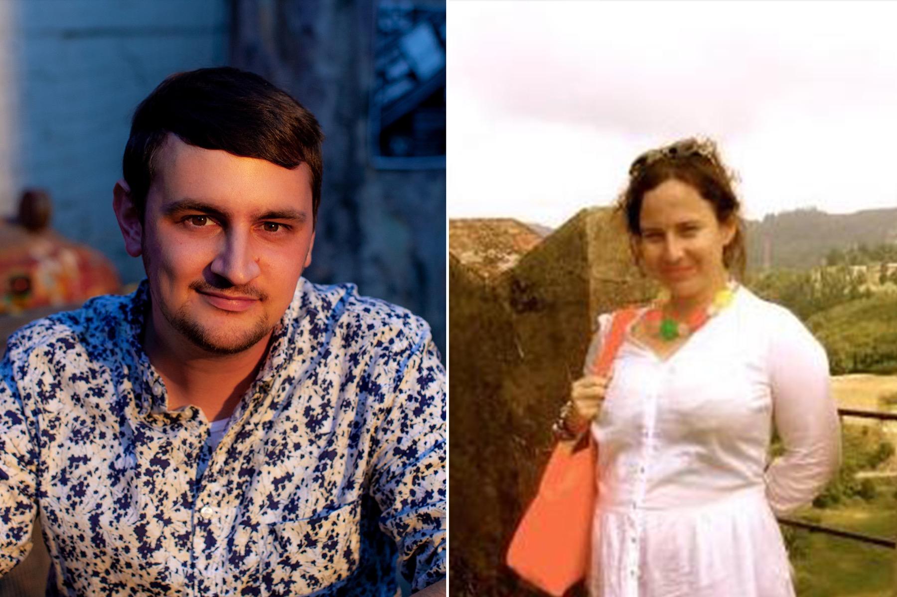 Poetry off the Shelf: John James & Dorothea Lasky