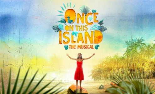 Once On This Island musical in Chicago promo