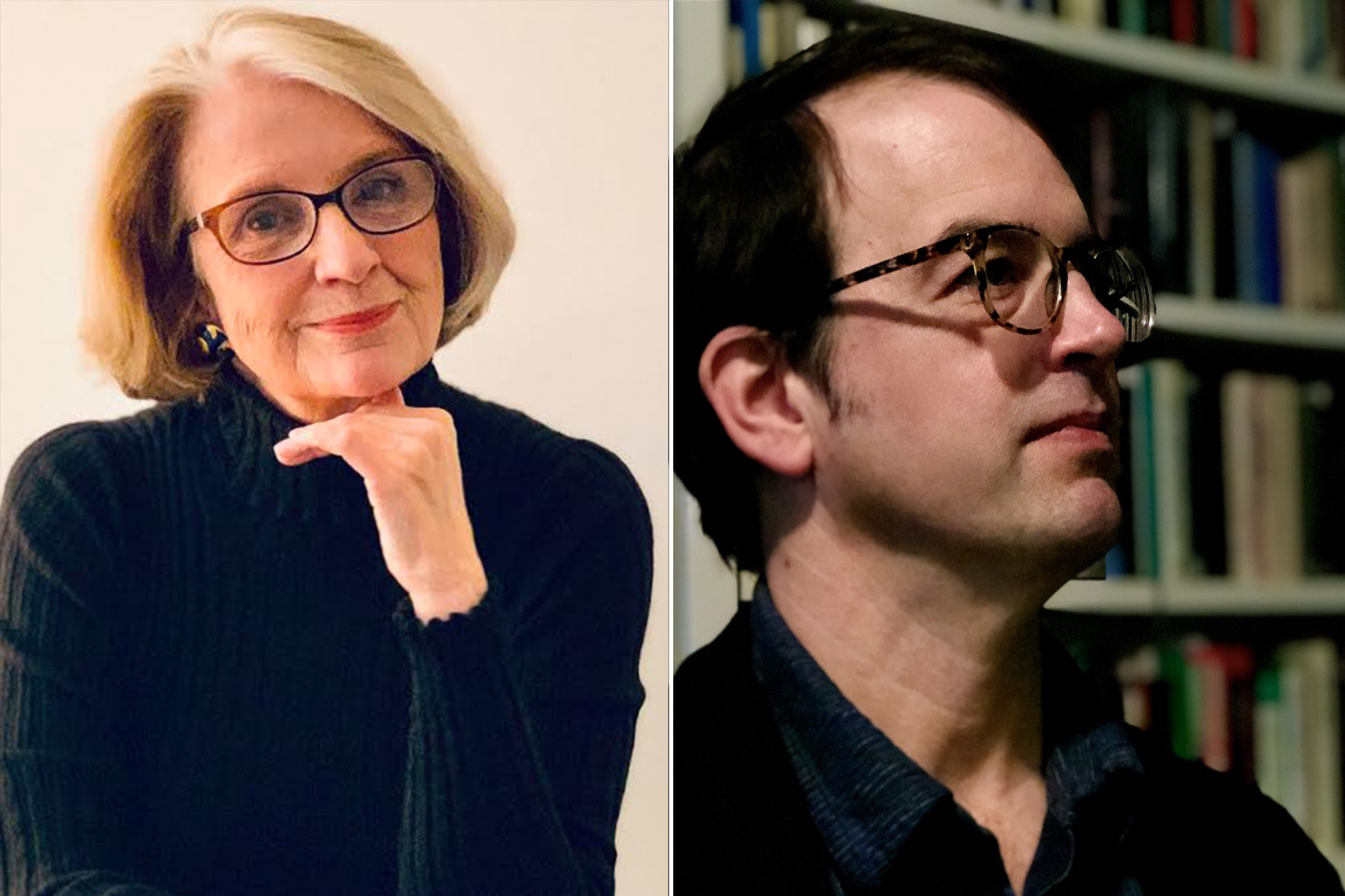 Chicago's Poetry off the Shelf: Susan Kinsolving & Devin Johnston