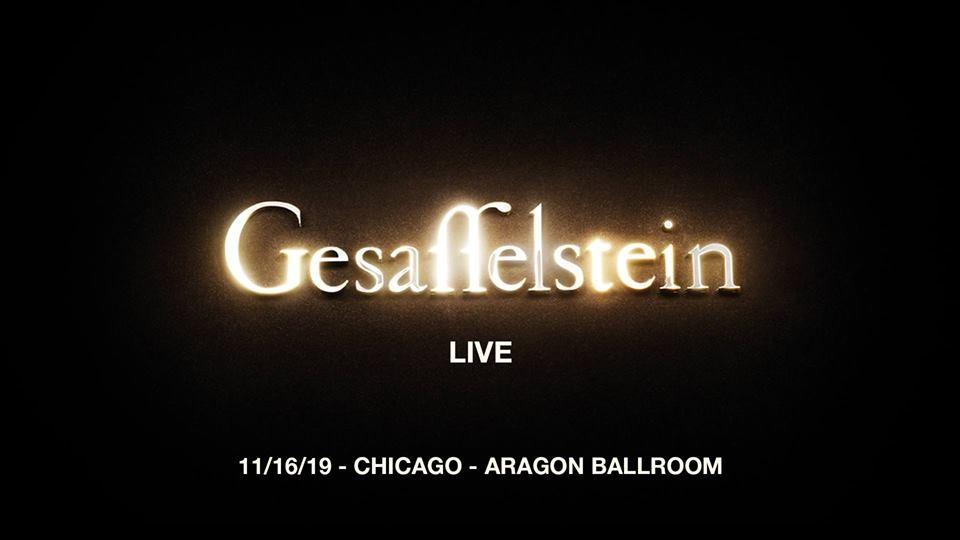 Gesaffelstein Chicago promo
