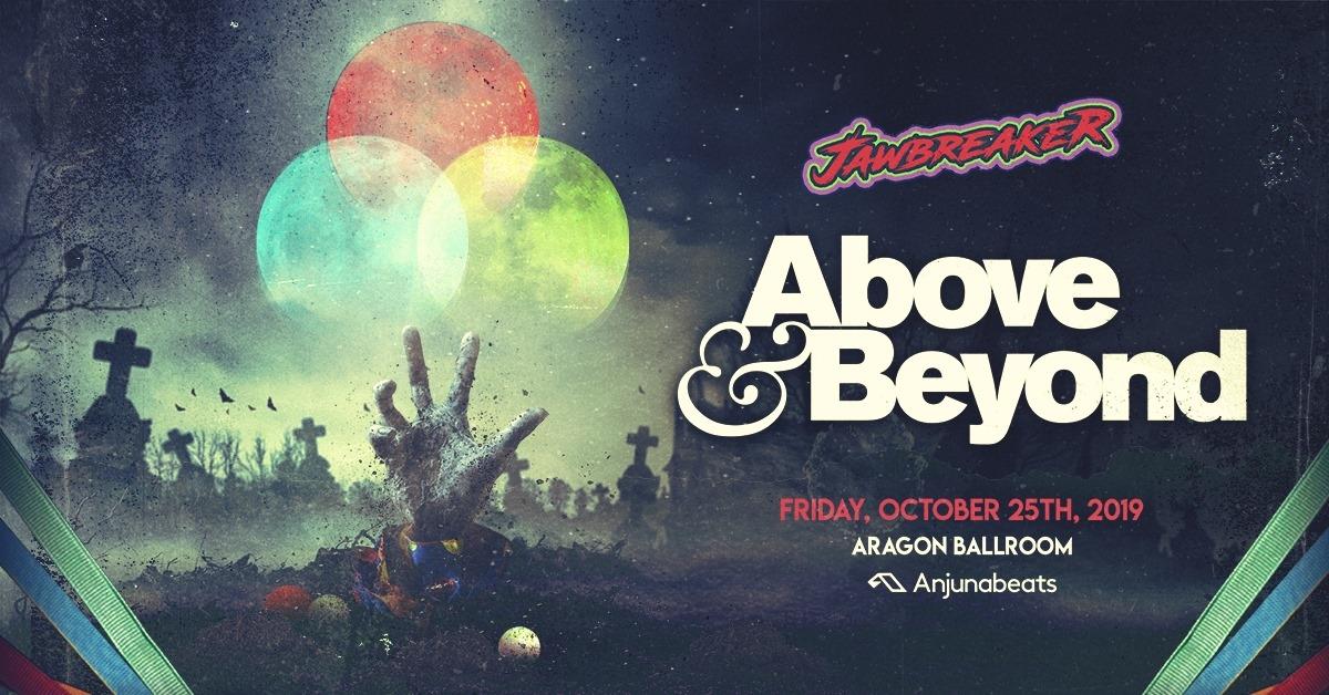 Above & Beyond: Jawbreaker Fest at Aragon Ballroom in Chicago